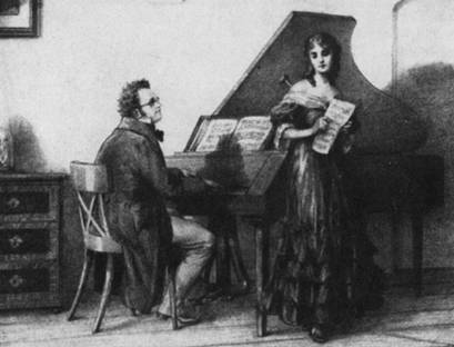 an introduction to the impact of franz schubert Franz schubert, unlikely symphonist  this had a major impact on his style,  introduction turns out to be the main theme.
